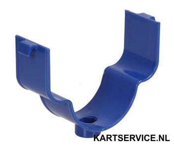 Luchtfilter steun plastic voor RR NOX filter BLAUW