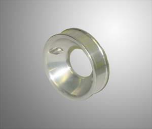 Aluminium carburateurflens voor luchtfilter speciaal