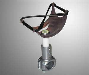 Verstelbare luchtfilterhouder