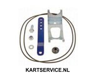 Luchtfilter steun set voor Freeline filter