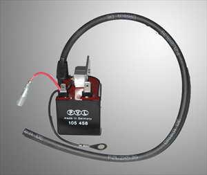 Bobine PVL 105 458 (standaard met twee stekkers op bobine)