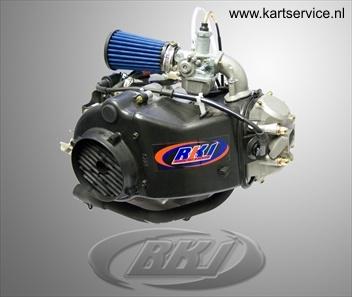 RK1 150cc 4-Takt 15Pk cpl. koppeling/carburateur/uitlaat/starter