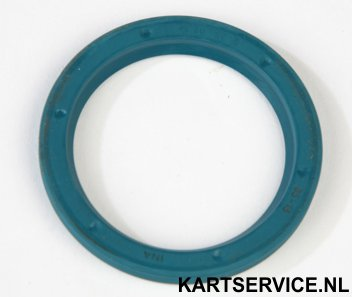 Keerring 40 x 52 x 5 koppelings deksel K8/K9/KZ10