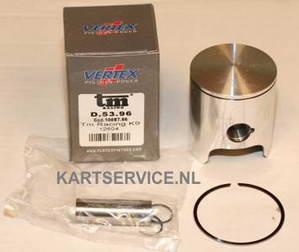 Zuiger Vertex compleet TM K9/KZ10 53.96