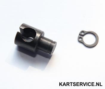 Tonnetje voor koppelingshevel  TM K8/K9/KZ10
