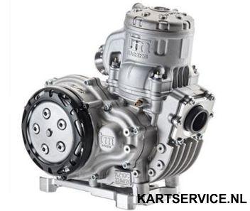 TM KZ10C special 2017 125cc motor + carburateur/uitlaat/steun