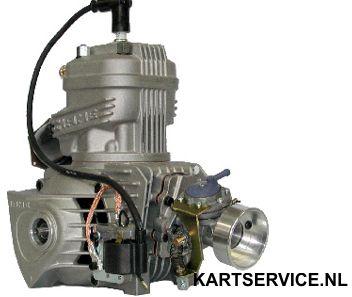Parilla DRAGON 125cc RL Tag motor set compleet