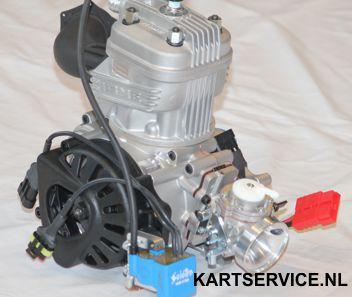 Parilla X30 125cc RL Tag motor kaal