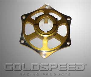 Remschijfsupport 30mm  goud GS