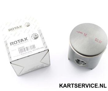 Zuiger compleet met veer 53,96 Rotax max