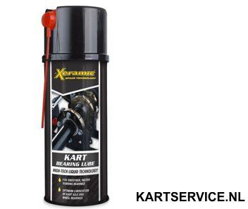 Xeramic Bearing Lube 400ml (lagerspray)