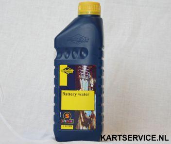 Putoline gedestileerd water 1 liter