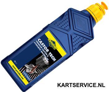 Putoline Castor Tech 1 liter mengsmering (castor/syntetisch)