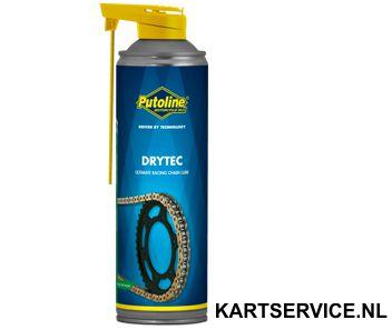 Putoline Kettingspray Drytec Race Chainlube  500ml