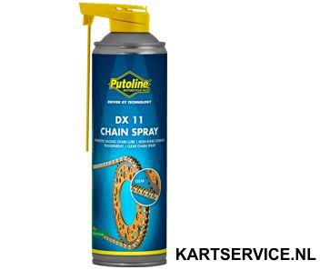 Putoline Kettingspray Kart DX11 500ml