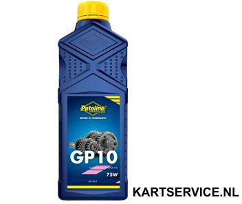 Putoline GP10 1 liter versnellingsbak olie