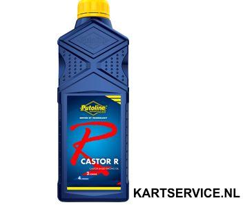 Putoline Kart Castor R 1 liter mengsmering (castor basis)