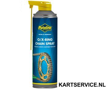 Putoline Kettingspray O-ring / X-ring  500ml