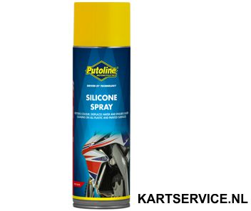 Putoline Siliconenspray 500ml