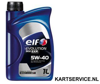 ELF  5W40 Evolution 900SXR  Synthetisch
