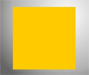 Plaknummerbord geel