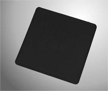 Nummerbord zwart
