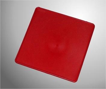 Nummerbord rood