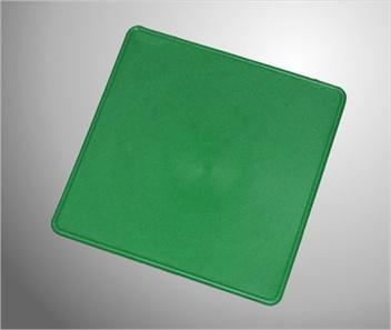 Nummerbord groen